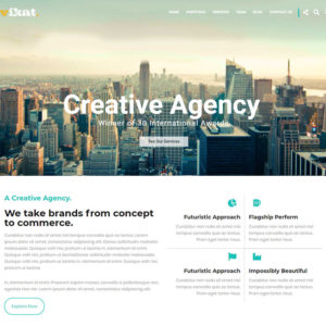 IRA : Agency WordPress Theme