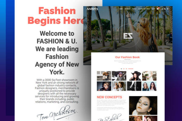AARNA : Fashion WooCommerce Theme